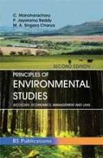 Principles of Environmental Studies (Ecology, Econ…