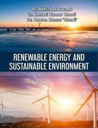 Renewable Energy and Sustainable Environment (Hard…