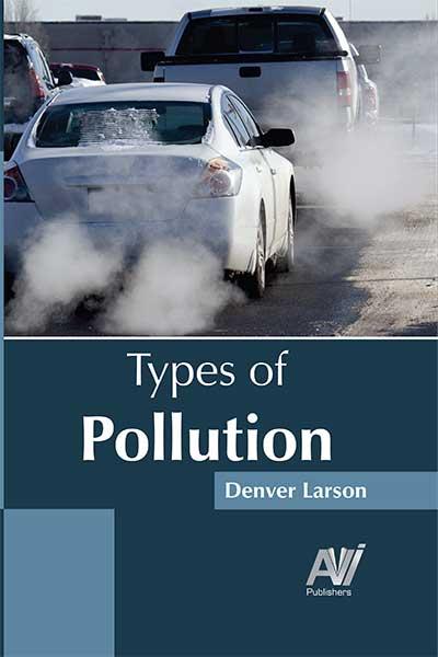 Types of Pollution (Hardback)