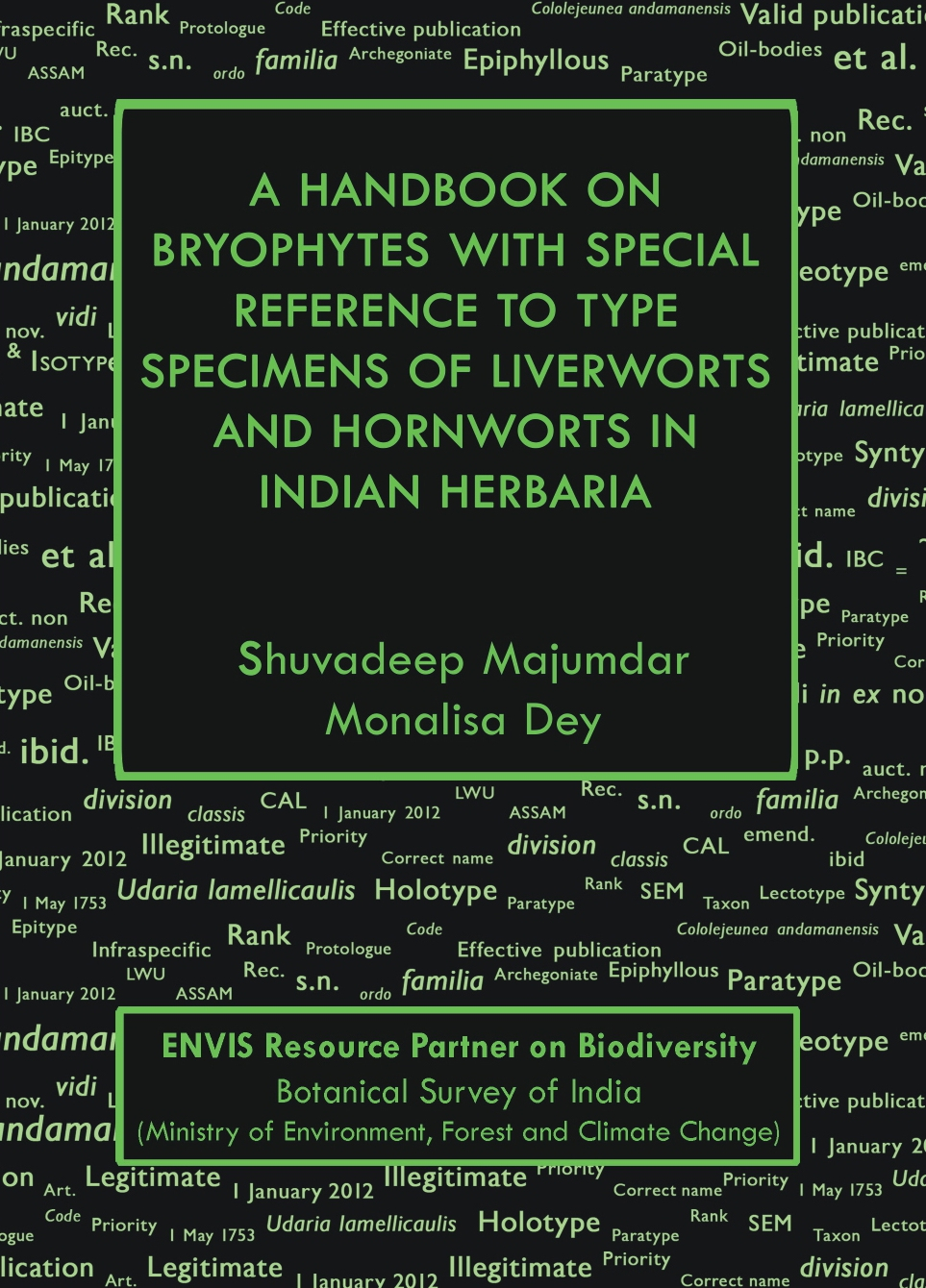 A Handbook on Bryophytes with Special Reference to…