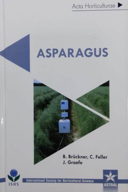 Asparagus (Acta Horticulturae 1223) Hardback