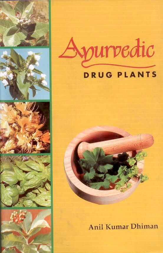 Ayurvedic Drug Plants (Hardback)
