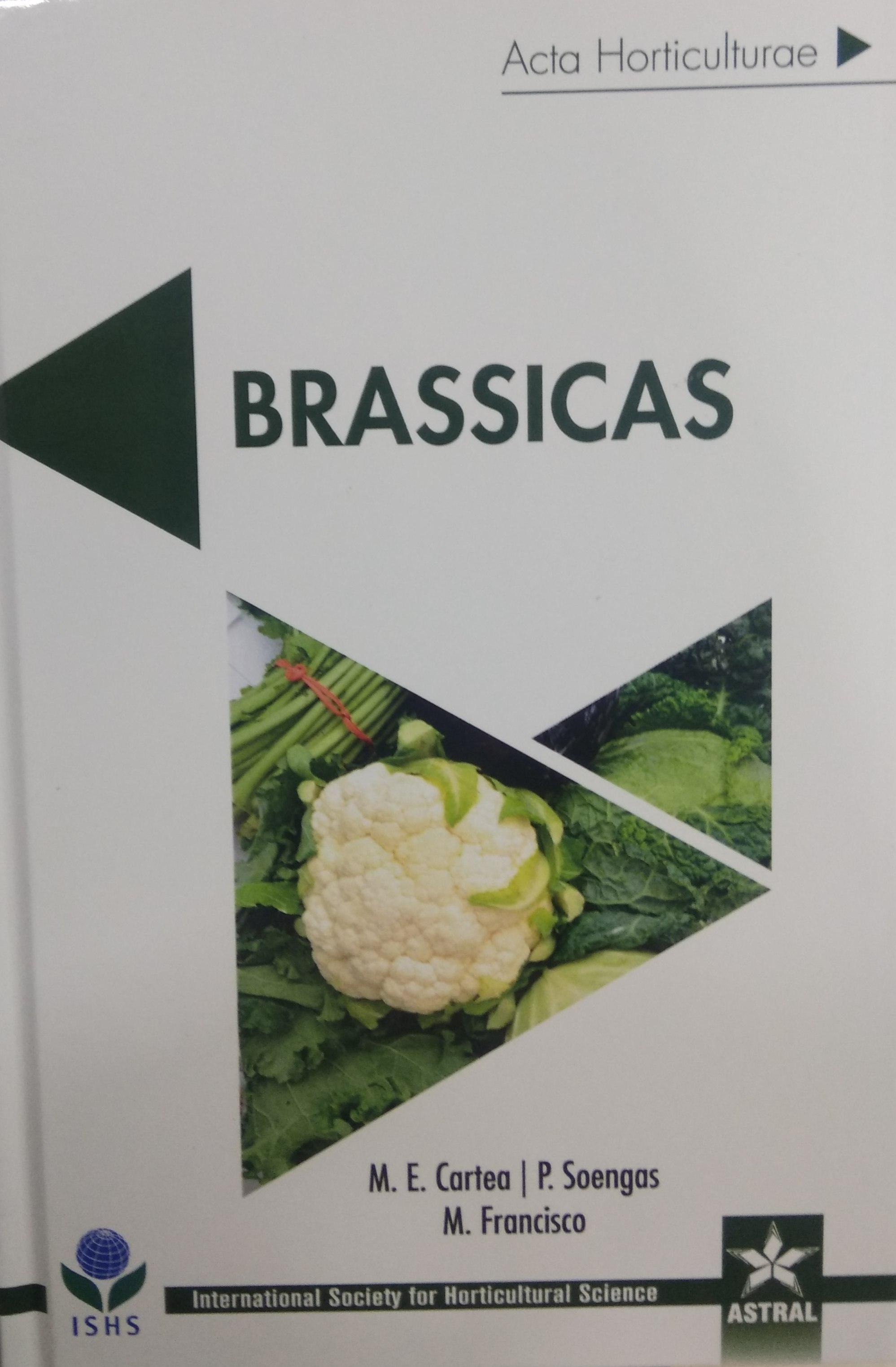 Brassicas (Acta Horticulturae 1202) (International…