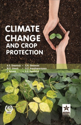 Climate Change and Crop Protection (Hardback)