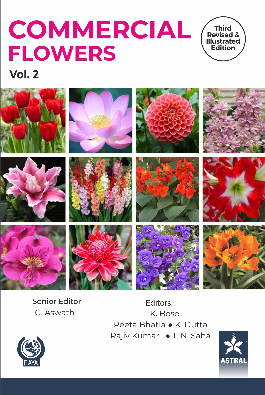 Commercial Flowers Vol. 2 (Third Revised & Illustr…