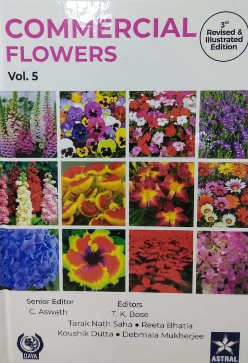 Commercial Flowers Vol. 5 (Third Revised & Illustr…