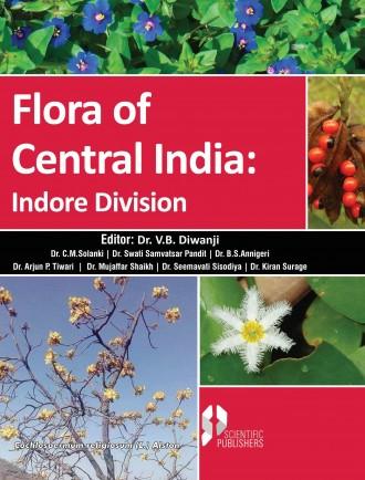 Flora of Central India: Indore Division (Hardback)