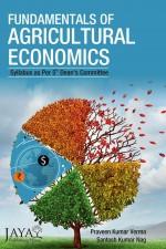 Fundamentals of Agricultural Economics: Syllabus a…