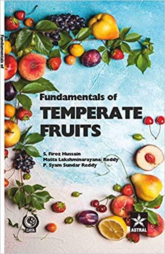 Fundamentals of Temperate Fruits