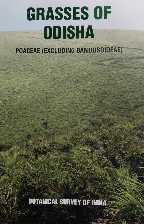Grasses of Odisha: Poaceae (Excluding Bambusoideae…