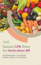 Instant GPB Notes for Horticulture JRF
