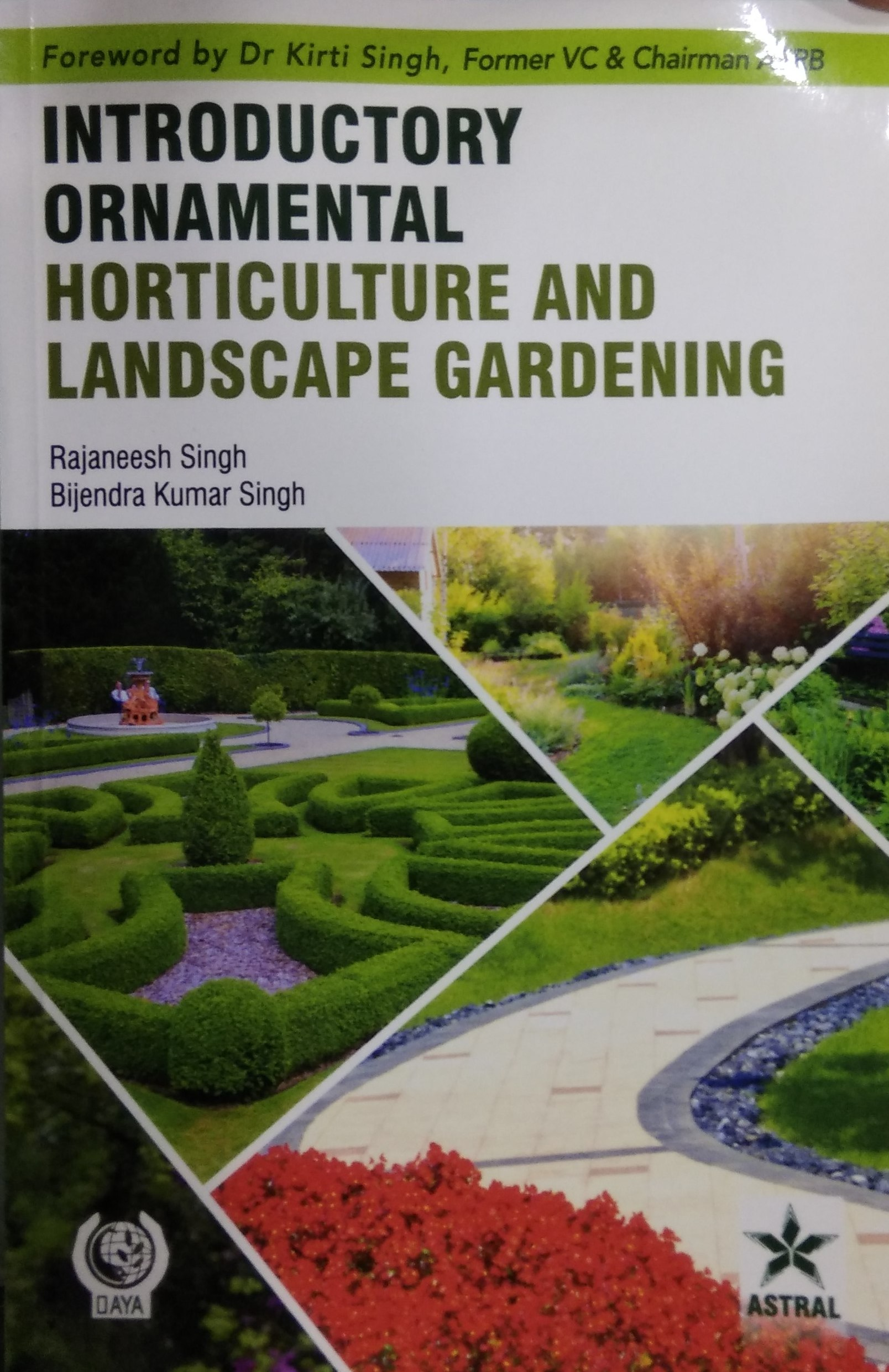 Introductory Ornamental Horticulture and Landscape…