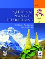 Medicinal Plants of Uttarakhand (3 Volumes)