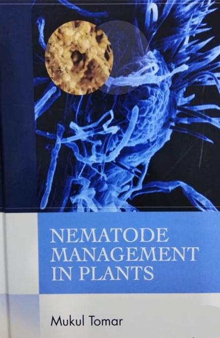 Nematode Management in Plants (Hardback)