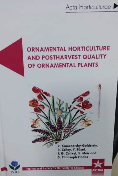 Ornamental Horticulture and Postharvest Quality of…