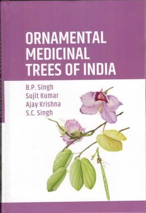 Ornamental Medicinal Trees of India (Hardback)