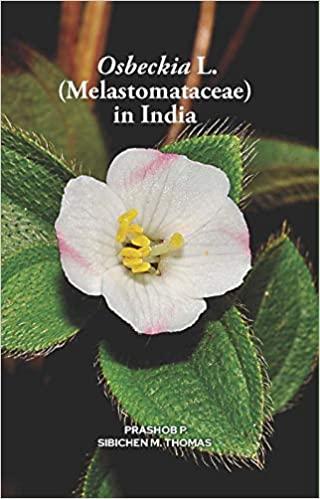 Osbeckia L. (Melastomataceae) in India (Hardback)