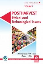 Postharvest: Ethical and Technological Issues (3 V…