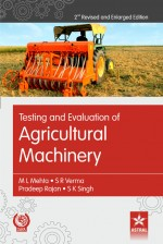 Testing and Evaluation of Agricultural Machinery (…