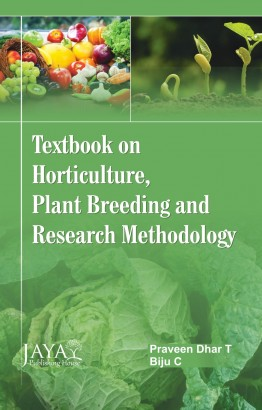Textbook on Horticulture, Plant Breeding and Resea…