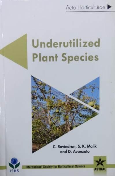 Underutilized Plant Species (Acta Horticulturae 12…