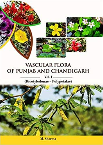 Vascular Flora of Punjab and Chandigarh: Vol. I (D…