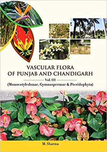 Vascular Flora of Punjab and Chandigarh (3 Volumes…