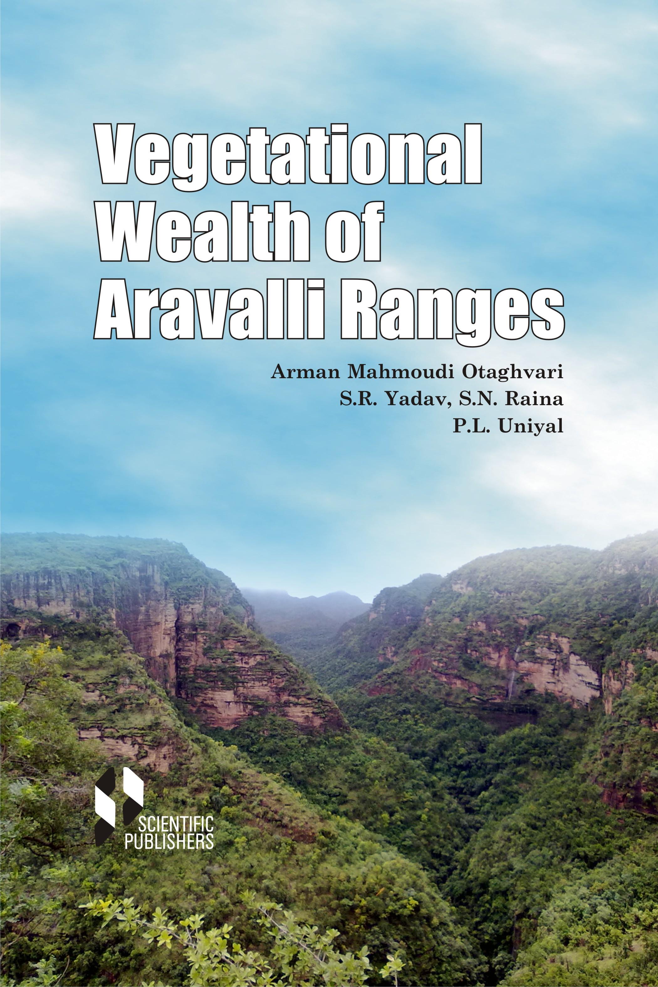 Vegetational Wealth of Aravalli Ranges