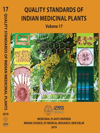 Quality Standards of Indian Medicinal Plants Vol. …