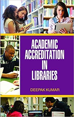 Academic Accrediation in Libraries (Reprint Editio…