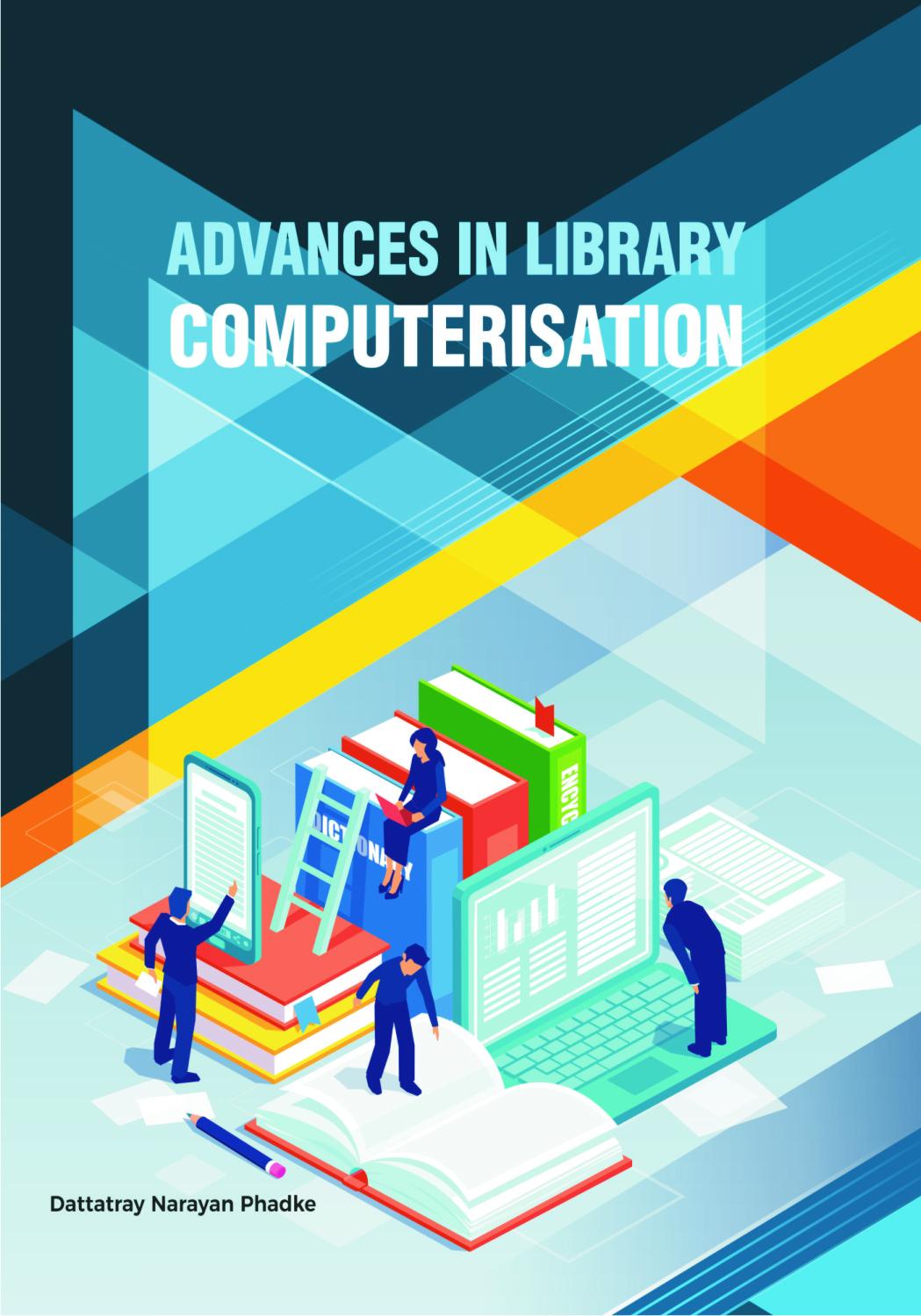 Advances in Library Computerisation (Hardback)
