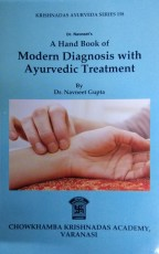 A Hand Book of Modern Diagnosis with Ayurvedic Tre…