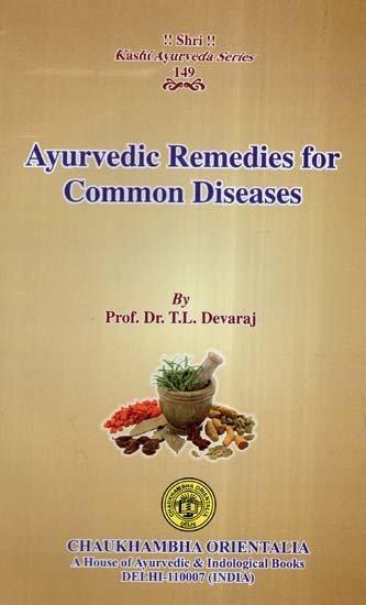 Ayurvedic Remedies for Common Diseases (Paperback)