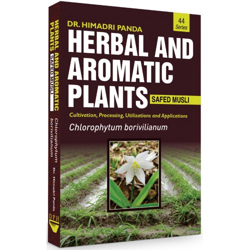 Herbal and Aromatic Plants - Chlorophytum borivili…