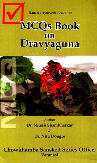 MCQs Book on Dravyaguna (Rs 175 + Rs 35 for Servic…