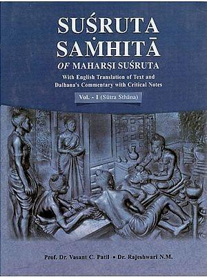 Susruta Samhita of Maharsi Susruta (With English T…