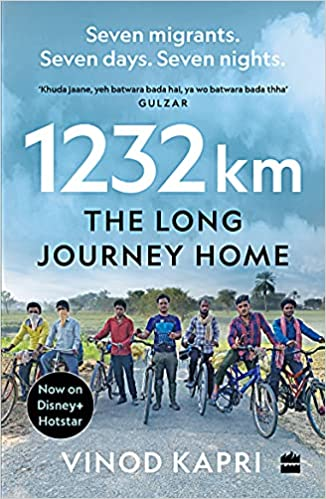 1232 km The Long Journey Home (Paperback)
