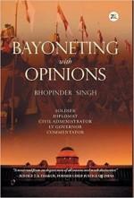 Bayoneting with Opinions (Hardbound)