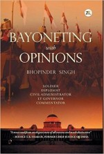Bayoneting with Opinions (Paperback)