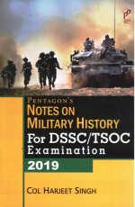 Pentagon's Notes on Military History for DSSC/TSOC…
