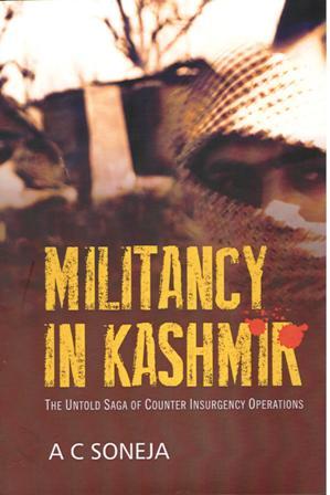 Militancy in Kashmir: The Untold Saga of Counter I…