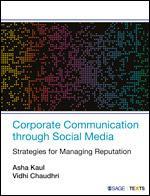 Corporate Communication through Social Media: Stra…