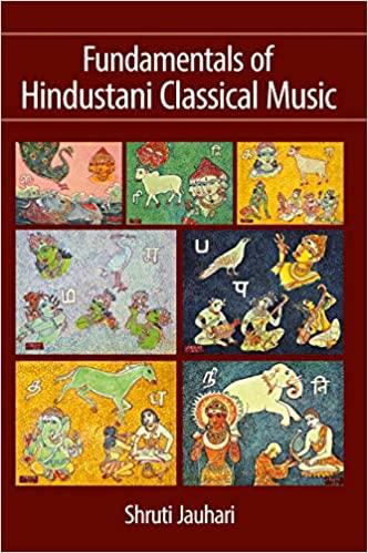 Fundamentals of Hindustani Classical Music (Hardba…