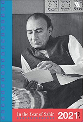 In the Year of Sahir 2021 Diary (Hardback)