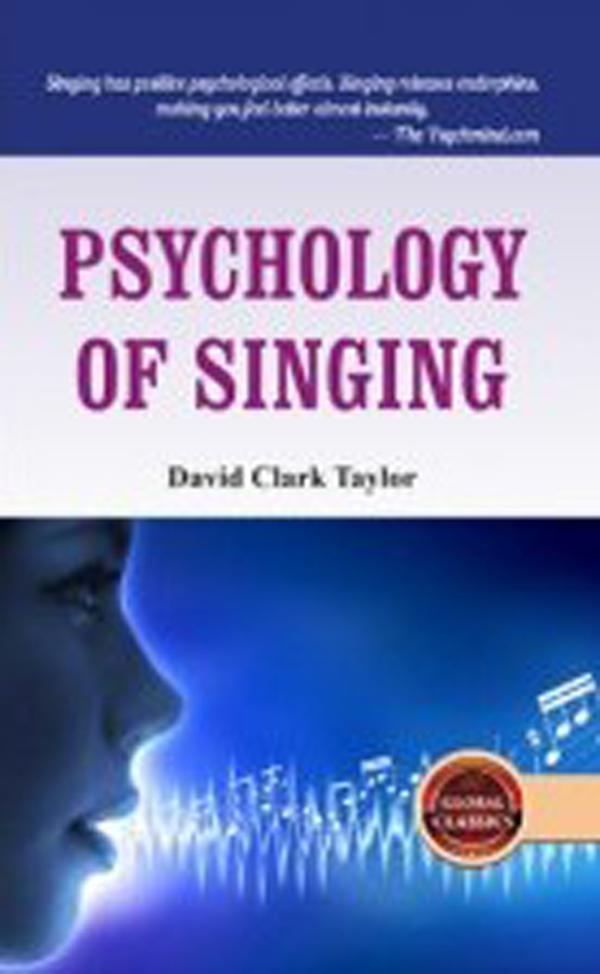 Psychology of Singing (Hardback)
