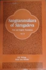 Sangitaratnakara of Sarngadeva (Sanskrit text and …