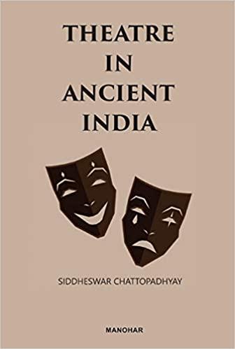 Theatre in Ancient India (Hardback)