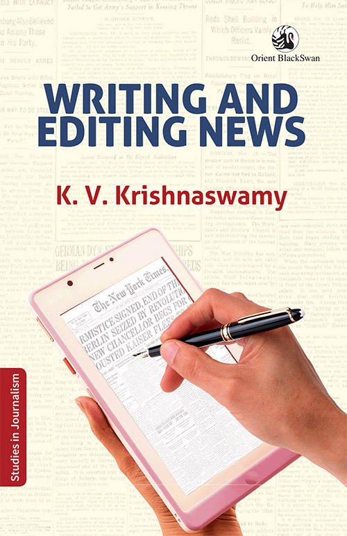 Writing and Editing News (Paperback)
