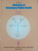 Textbook of Elements of Veterinary Public Health