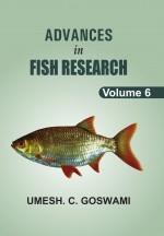Advances in Fish Research Vol VI Hardback